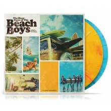 The Many Faces Of The Beach Boys (180g) (Limited Edition) (Blue/Yellow Transparent Marbled Vinyl), 2 LPs