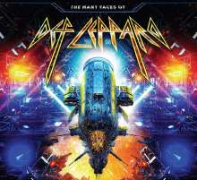 The Many Faces Of Def Leppard, 3 CDs
