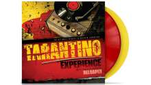 Filmmusik: Tarantino Experience Reloaded (180g) (Limited Deluxe Edition) (Red & Yellow Vinyl), 2 LPs