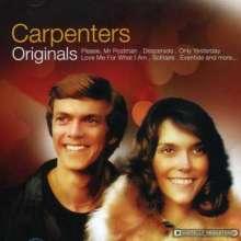 The Carpenters: Originals, CD