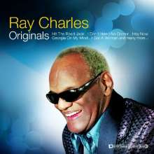 Ray Charles: Originals, CD