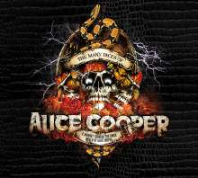 The Many Faces Of Alice Cooper, 3 CDs