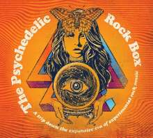 Psychedelic Rock Box (Limited Edition), 6 CDs