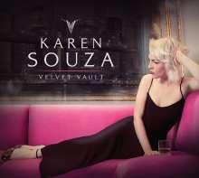 Karen Souza: Velvet Vault, CD