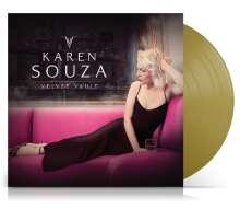 Karen Souza (geb. 1984): Velvet Vault (180g) (Gold Vinyl), LP