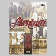 Aventura: 14+14, DVD