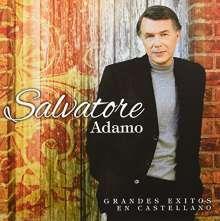 Salvatore Adamo: Grandes Exitos En Castellano, LP