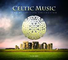 Celtic Music-Definitive Collection, 3 CDs