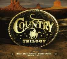 Country Trilogy, 3 CDs