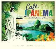 Cafe Ipanema (Deluxe Edition), 3 CDs