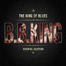 B.B. King: The King Of Blues: Essential Collection, 3 CDs