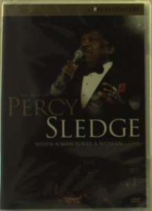 Percy Sledge: When A Man Loves A Woman: Live 2006, DVD