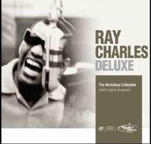 Ray Charles: Ray Charles: The Anthology Collection (Deluxe Edition), 3 CDs