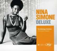 Nina Simone (1933-2003): Nina Simone Deluxe: The Anthology Collection, 3 CDs