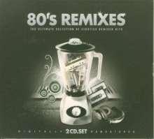 80's Remixes, 2 CDs
