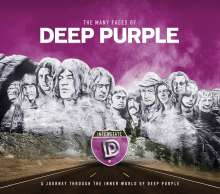 The Many Faces Of Deep Purple, 3 CDs