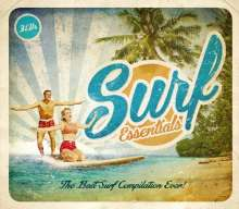 Surf Essentials: The Best Surf Compilation Ever, 3 CDs