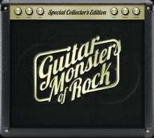 Guitar Monsters Of Rock (Special Collector's Edition), 3 CDs