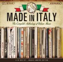 Made In Italy, 6 CDs