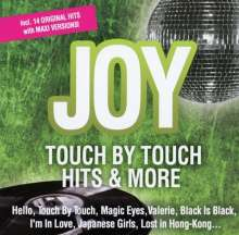 Joy (Österreich): Touch By Touch Hits & More (Neuauflage), CD