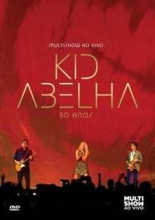 Kid Abelha: 30 Anos, DVD