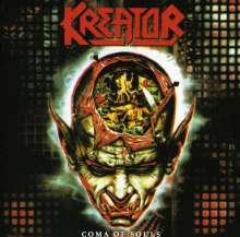 Kreator: Coma Of Souls, CD