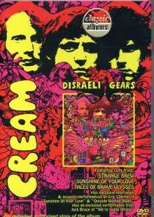 Cream: Disraeli Gears, DVD