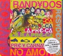 Abra: Abra Pre-ca: Amigos Bandidos Residentes No Amor, CD