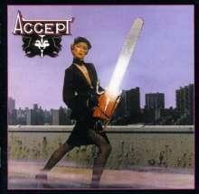 Accept: Accept, CD