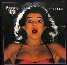 Accept: Breaker, CD