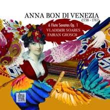 Anna Bon di Venezia (1738-1767): Cembalosonaten Nr.1-6, CD