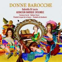 Gabriella di Laccio - Donne Barocche, CD