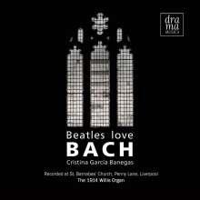 Cristina Garcia Banegas - Beatles love Bach, CD