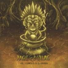 Jungle Calling 3, CD