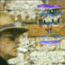 Gino Paoli: '89 Dal Vivo, CD