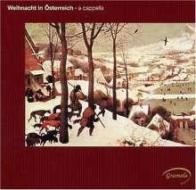 Weihnacht in Österreich a cappella, CD