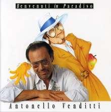 Antonello Venditti: Benvenuti In Paradiso, CD