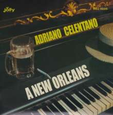 Adriano Celentano: New Orleans, CD