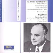 Giuseppe Verdi (1813-1901): La Forza del Destino (Ausz.), 2 CDs