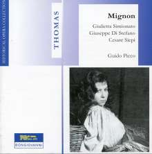Ambroise Thomas (1811-1896): Mignon, 2 CDs