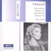 Vincenzo Bellini (1801-1835): I Puritani, CD