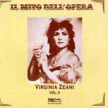 Virginia Zeani - Il Mito Dell'Opera Vol.2, CD