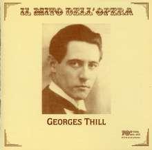 Georges Thill singt Arien, CD