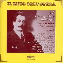 """18 Sänger singen """"Che gelida manina"""" Vol.2, CD"""