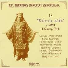 """18 x """"Celeste Aida"""" aus Verdis Aida, CD"""