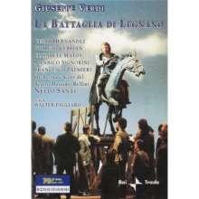 Giuseppe Verdi (1813-1901): La Battaglia di Legnano, DVD