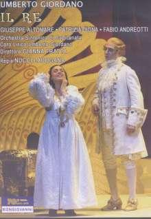 Umberto Giordano (1867-1948): Il Re, DVD