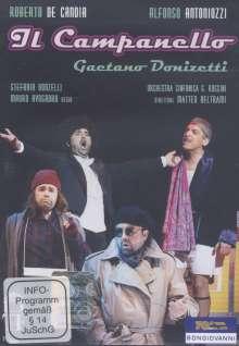 Gaetano Donizetti (1797-1848): Il Campanello, DVD