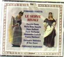 Tommaso Traetta (1727-1779): Le Serve Rivali, 2 CDs