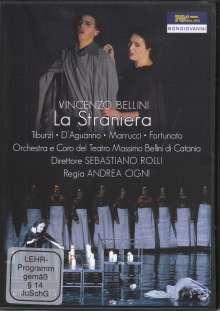 Vincenzo Bellini (1801-1835): La Straniera, DVD